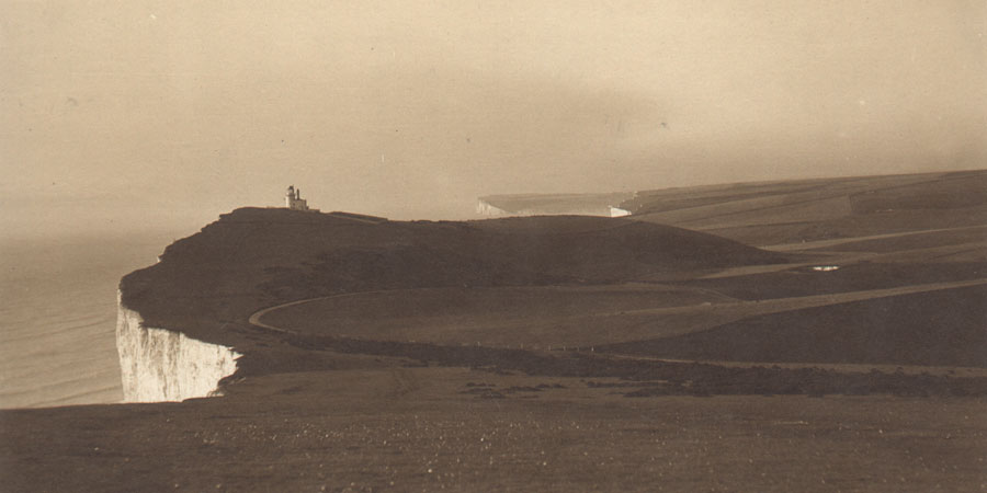 Belle Tout Lighthouse early 1900s