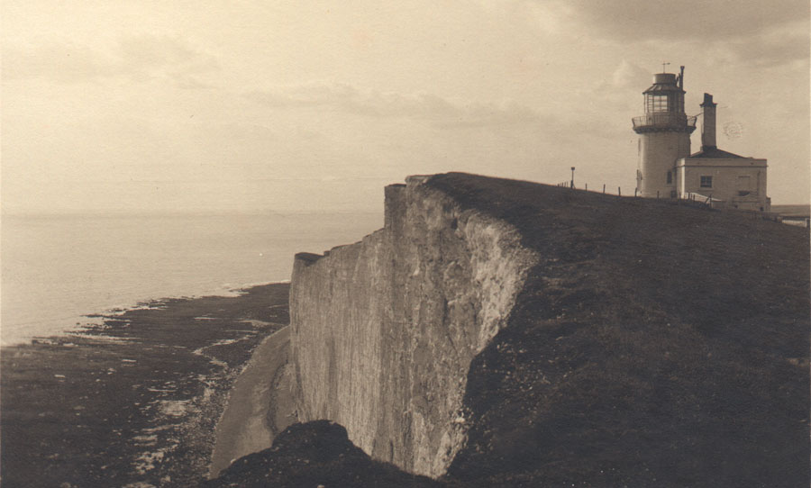 Belle Tout Lighthouse 1908